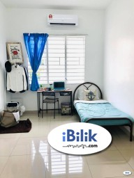Room Rental in Selangor - ⭐Zero Deposit⭐ Middle Room at SS15, Subang Jaya, Selangor Easy Access INTI College / SS15 LRT Station ⚡