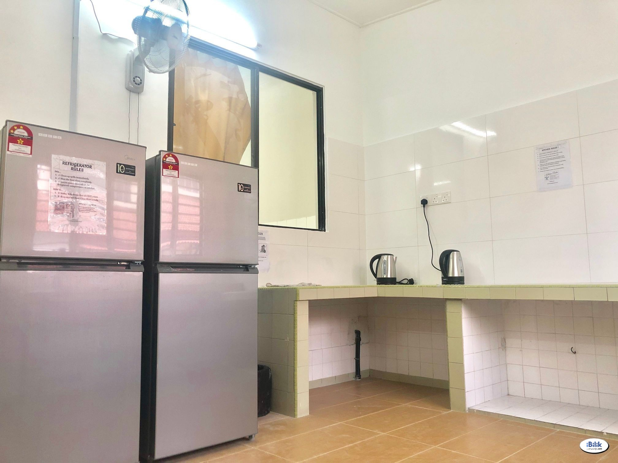 Available & Ready to Move In Unit💥 Single Room at Taman Orkid Desa, Cheras