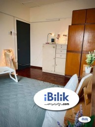 Room Rental in Kuala Lumpur - RM1 for 2nd Month 💥 Medium Room for rent at Alam Damai, Cheras
