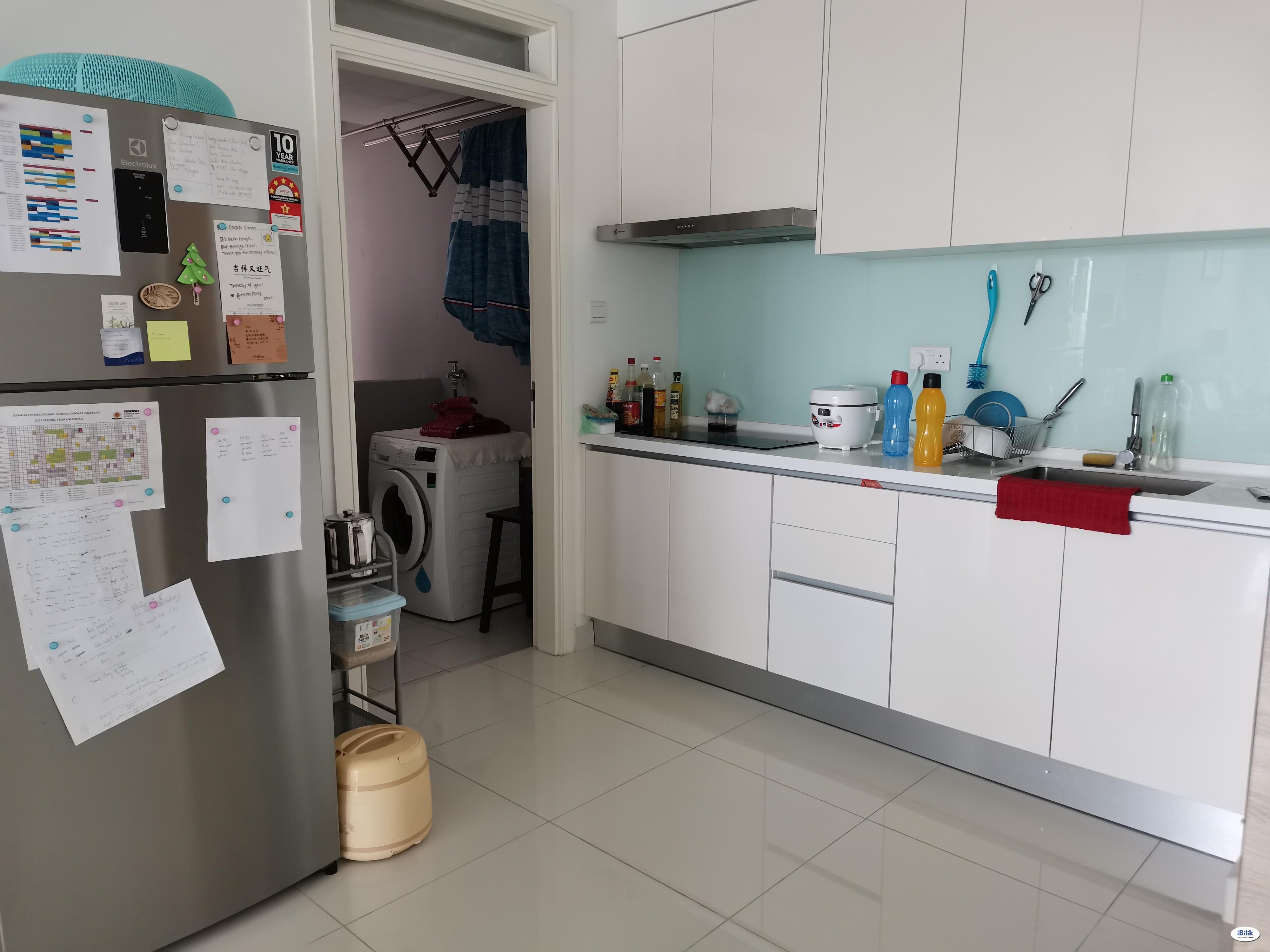 Single Room at Puteri Harbour, Iskandar Puteri