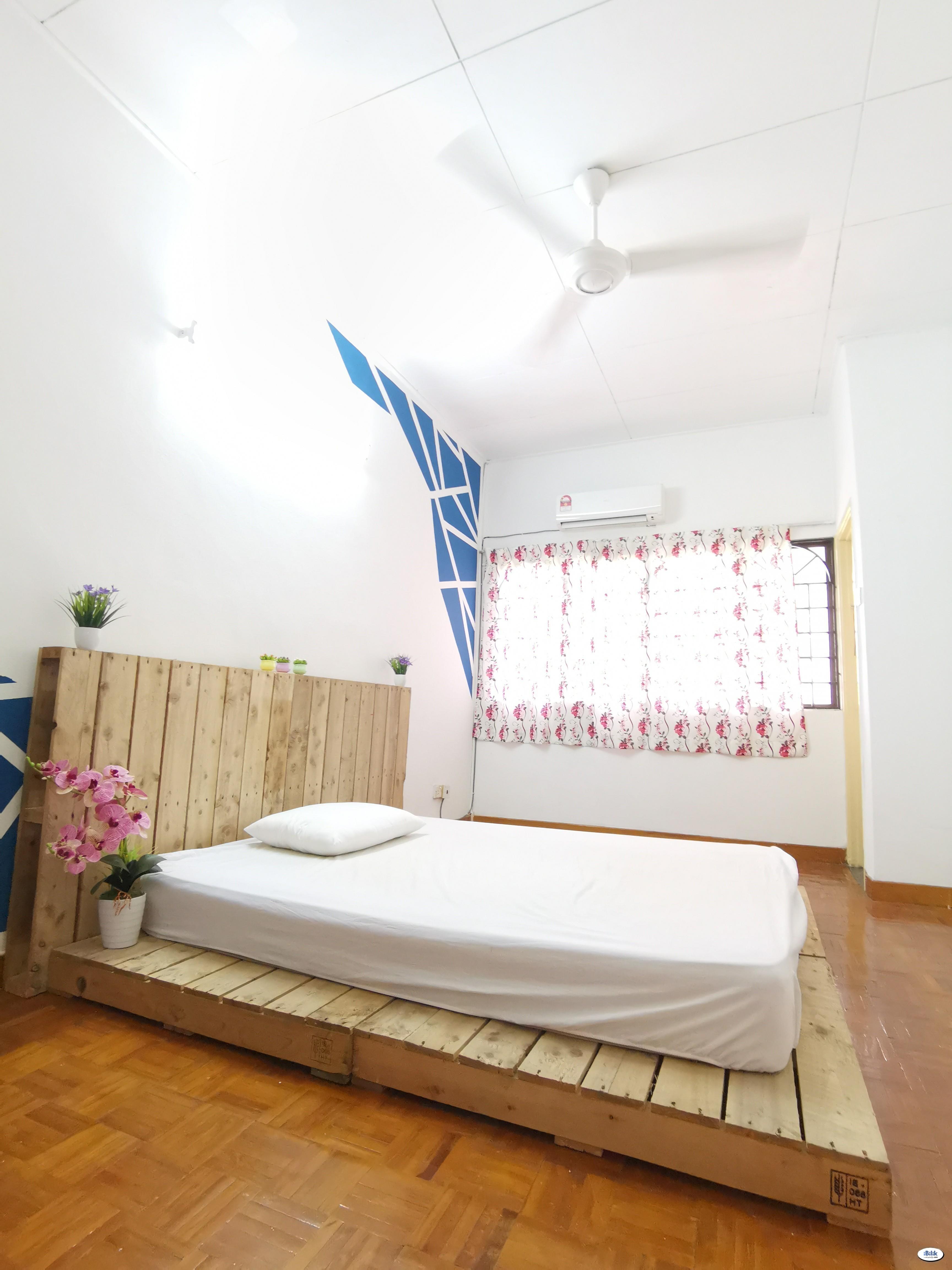 ⚡Attached  Master Room at BU7, Bandar Utama Near Centre point Bandar Utama / One Utama Mall⚡