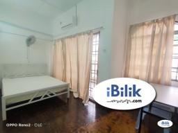 Room Rental in Malaysia - 🌈 ZERO DEPOSIT ~ Middle Room at Bukit Jalil, Kuala Lumpur with High Speed WIFI Easy Access LRT Awan Besar.