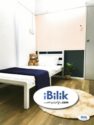 Room Rental in Selangor - 🚩[RM1 Rental for 2nd Month] Middle Room at SS15, Subang Jaya