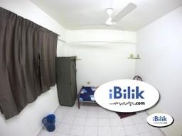 Room Rental in Selangor - ✅ ZERO DEPOSIT ✅ Middle Room at SS18, Subang Jaya Nearby SS18 LRT Station 🚇