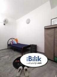 Room Rental in Selangor - 1 Month Deposit ❗ Middle Room at Damansara Utama, Petaling Jaya Near Damansara Kim / SS2 / Section 17