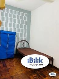 Room Rental in Petaling Jaya - 😎 Middle Room at PJS 9, Bandar Sunway  ~ Weekly Cleaning Service Provided 😎