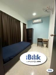 Room Rental in Puchong - Zero Deposit 💥 Middle Room for Rent at Taman Wawasan, Puchong