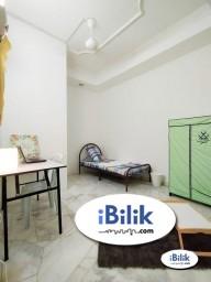 Room Rental in Malaysia - Zero Deposit  💥 5Min Driving TTDI MRT / Medium Room at TTDI, Kuala Lumpur / One Utama Shopping Mall