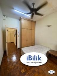 Room Rental in Petaling Jaya - 1+1 Deposit ⚡ Middle Room at BU2, Bandar Utama Nearby One Utama Mall / Bandar Utama MRT Station