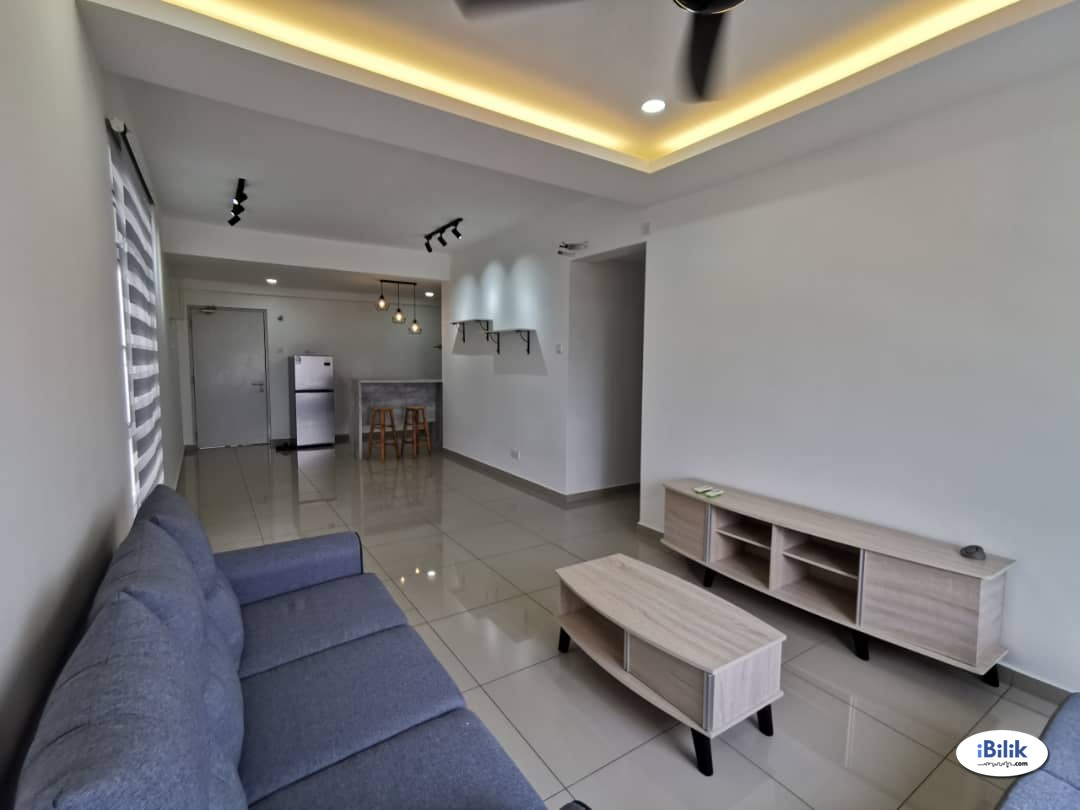 Midas Perling, Master Room at Taman Perling, Iskandar Puteri