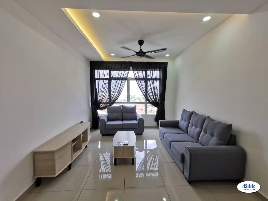 Midas Perling, Middle Room at Taman Perling, Iskandar Puteri