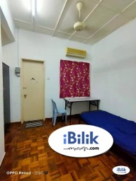 Room Rental in Petaling Jaya - Zero Deposit ⚡ Middle Room at BU10, Bandar Utama with WIFI