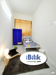 Room Rental in Selangor - ⚡ Zero Deposit⚡  Available & Ready to Move In Unit . Single Room at SS2, Petaling Jaya