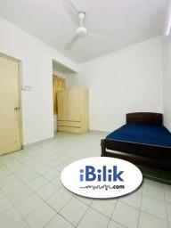 Room Rental in Petaling Jaya - Zero Deposit 💥 Middle Room at BU11, Bandar Utama, Petaling Jaya