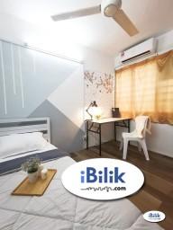 Room Rental in Petaling Jaya - [Zero Deposit] Room for Rent Nearby PJS 9, Walking distance Sunway Lagoon BRT Station 🚇