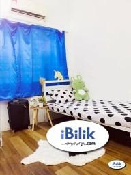 Room Rental in Petaling Jaya - Zero Deposit ⚡ Medium Room for rent Seri Utama, Kota Damansara