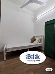 Room Rental in Malaysia - 1 Month Deposit 💥 Small Room Bukit Jalil, Kuala Lumpur with High Speed WIFI