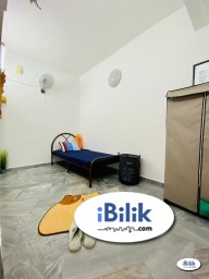 Room Rental in Selangor - ⭐[AIRCOND & WIFI PROVIDED] Middle Room for Rent at SS15, Subang Jaya⭐