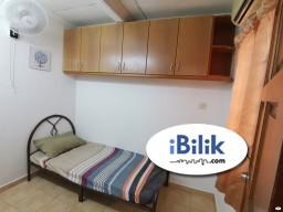 Room Rental in Petaling Jaya - 0% DEPOSIT 💥 Middle Room at BU10, Bandar Utama with High Speed WI-FI 📶