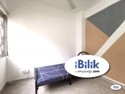 Room Rental in Selangor - 🚩FREE WIFI AVAILABLE - Single Room at SS15, Subang Jaya 🏡
