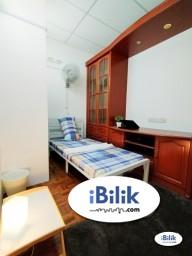 Room Rental in Kuala Lumpur - Newly Refurbished Unit ✨ Small Room Taman Connaught, Cheras 🏠