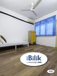 Room Rental in Kuala Lumpur - Zero Deposit 💥 Middle Room Walking distance LRT Alam Sutera