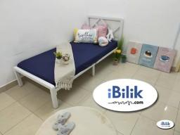 Room Rental in Malaysia - Single Room at Bukit Jalil, Kuala Lumpur with High Speed WIFI 🚀