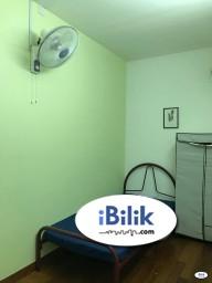 Room Rental in Selangor - Single Room at Alam Impian, Shah Alam NearJalan Kebun / Johan Setia