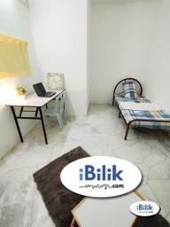 Room Rental in Petaling Jaya - 🌈1 Month Deposit ONLY ! Middle Room at Bandar Utama, Petaling Jaya Near One Utama / Bandar Utama Centrepoint