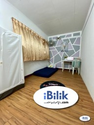 Room Rental in Petaling Jaya - 🚩Zero Deposit ✔ Medium Room at BU11, Bandar Utama Near Taman Tun Dr Ismail