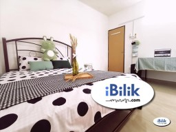 Room Rental in Petaling Jaya - Middle Room at PJS 10, Bandar Sunway with 5Mins ? to Sunway Pyramid / Sunway Uni