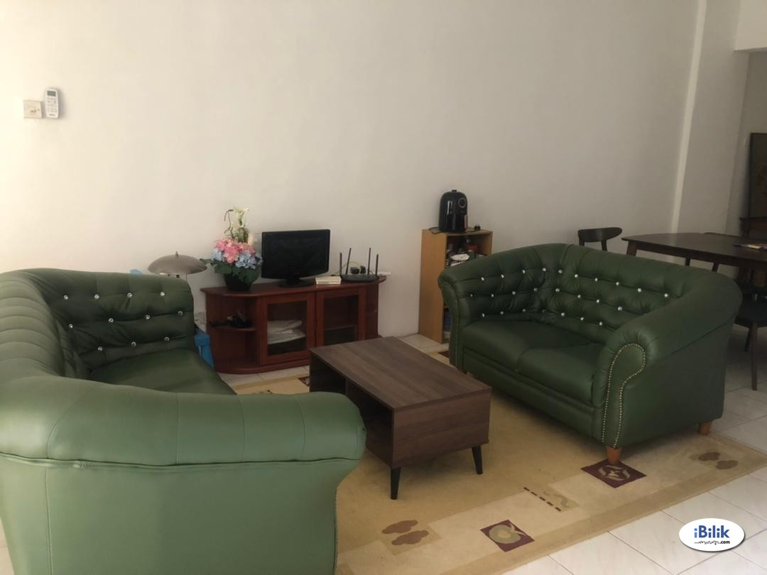 Middle Room at Bukit Jalil, Kuala Lumpur