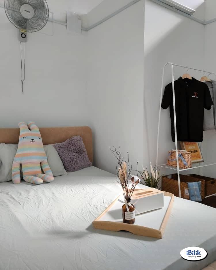 ⚡RM1 for 2nd Month ⚡Single Room PJS 10, Bandar Sunway