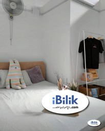 Room Rental in Petaling Jaya - ⚡RM1 for 2nd Month ⚡Single Room PJS 10, Bandar Sunway