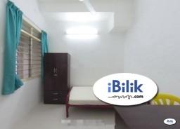 Room Rental in Petaling Jaya - RM1 for 2nd Month 🚩 Middle Room at PJS 10, Bandar Sunway