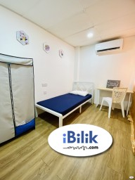 Room Rental in Petaling Jaya - Zero Deposit ✅ Middle Room at BU7, Bandar Utama Near One Utama / Centrepoint Bandar Utama
