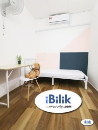 Room Rental in Kuala Lumpur - 📢 Middle Room at Taman Connaught, Cheras