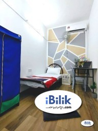 Room Rental in Selangor - [ZERO DEPOSIT] Ready to Move In Middle Unit at SS2