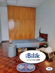 Room Rental in Petaling Jaya - FULLY FURNISHED ROOM ✨ Single Room PJS 10, Bandar Sunway