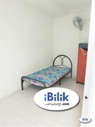 Room Rental in Petaling Jaya - Middle Room at BU3, Bandar Utama Nearby One Utama Shopping Mall