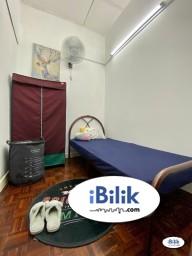 Room Rental in Selangor - ❌ NO DEPOSIT ❌ Single Room at SS2, Petaling Jaya Near SEA PARK , Taman Paramount with WIFI