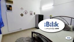 Room Rental in  - 💥Middle Room at Sea Park, Petaling Jaya Near SS2 / Taman Paramount💥