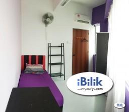 Room Rental in Petaling Jaya - One Month Deposit ✨ Medium Room for Rent at Dataran Sunway, Kota Damansara