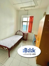 Room Rental in Selangor - 🔥🔥 Fully Furnished Single Room 🔥🔥 10 mins walk to LRT SS15 📣📣 High Speed Wifi, Weekly Cleaning & Utilities Included