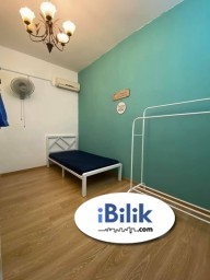Room Rental in Malaysia - Zero % Deposit ✨ Comfy & Affordable Single Room at Bangsar, Kuala Lumpur with WIFI