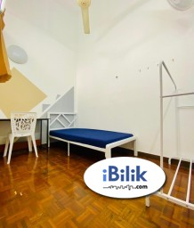 Room Rental in Selangor - ⭐Single Room at Bandar Utama 🚗Easy Access to MRT, One Utama, First Avenue, 1 Powerhouse, Surian Tower, Centrepoint