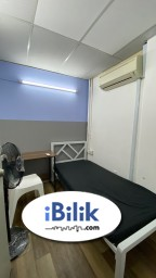 Room Rental in Petaling Jaya - Single Room at Kelana Jaya 🚶Walking distance to kelana jaya lrt 🚗Easy Access to Dataran Prima, Sunway Mas, Paradigm Mall, Aman Suria