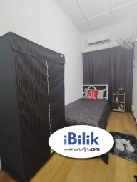 Room Rental in Selangor - No Deposit | One Month Only ⛳ Room for rent Setia Utama- Setia Alam