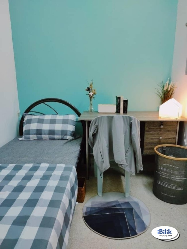 Best Offer Low Deposit �� Single Room Located near Taman Esplanad- Bukit Jalil KL