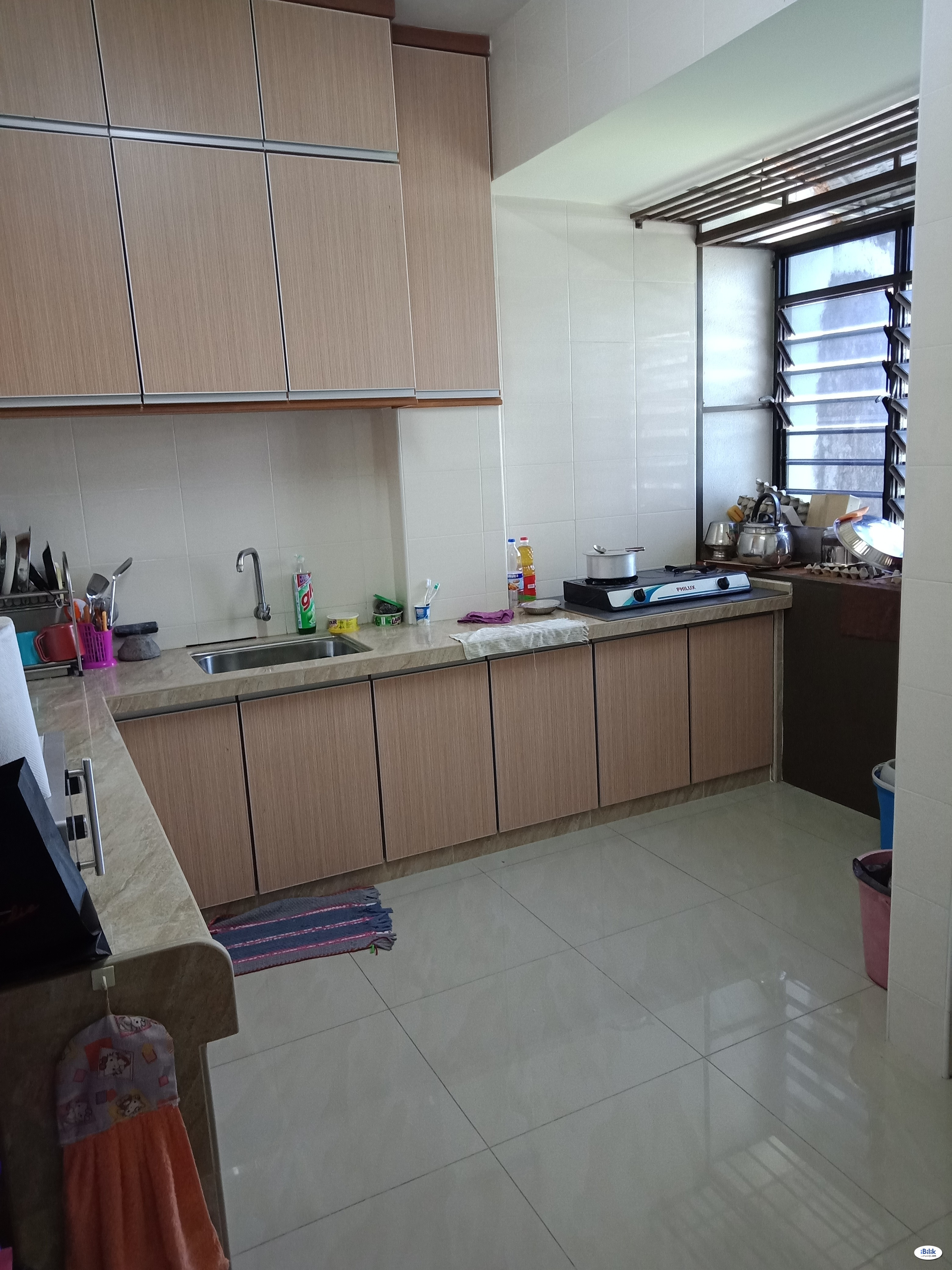 Middle Room at Medan Ria, Georgetown